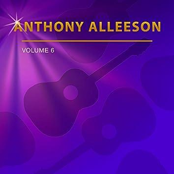Anthony Alleeson, Vol. 6