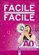 Permalink to Facile facile. Libro di italiano per studenti stranieri. A0 livello principianti PDF