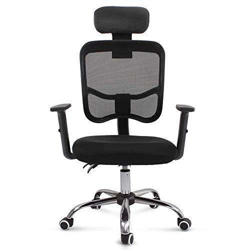 FENXIXI La nueva silla de oficina silla de oficina silla de juego silla de elevación