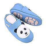 Liya's Pandas de piel - #607 panda en color azul claro talla 23/24