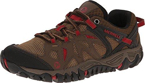 Merrell Women's All Out Blaze Aero Sport Hiking Water Shoe, Dark Earth, 6 M US