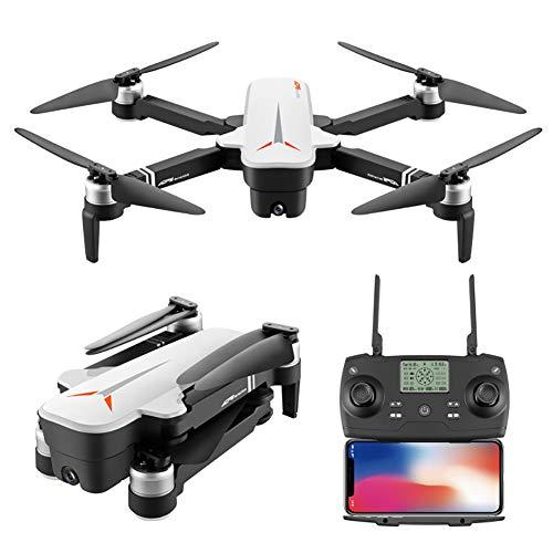 GPS-drone met 4K-camera voor volwassenen, 110 ° groothoek HD-lens, borstelloze motor-drone, RC opvouwbare quadcopter voor beginners, Follow Me, Auto Return Home