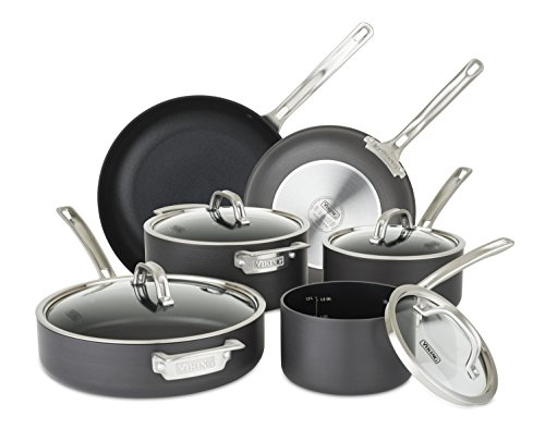 Viking Culinary Hard Anodized Nonstick Cookware Set review
