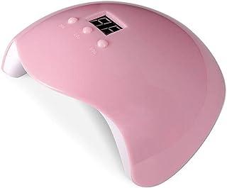 KWY Lámpara de uñas LED UV-36W UV Secador de uñas para Gel de manicura de Shellac con 3 temporizadores, Pantalla LCD, Sensor y Secado de Doble Velocidad