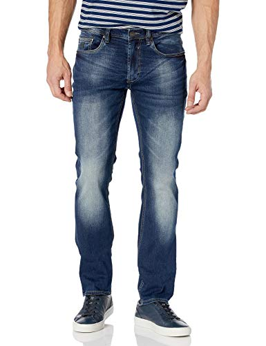 Product Image 1: Buffalo David Bitton Men's Ash-x Slim Fit Denim Jean