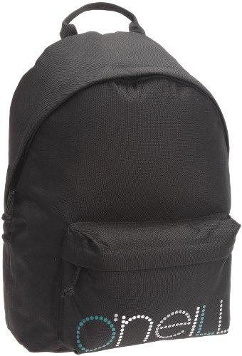O'Neill Sunset Logo Mochila de Viaje para Mujer, Sunset Logo Backpack, Color Negro, Talla única