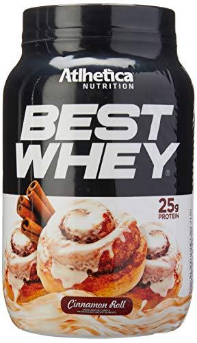 Best Whey Cinnamon Roll, Athletica Nutrition, 900g