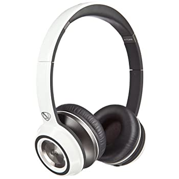 Monster NCredible NTune On-Ear Headphones White