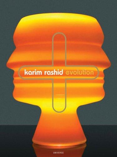 Price comparison product image Karim Rashid: Evolution
