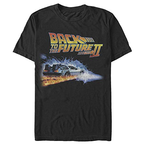 Back To The Future II Movie T-shirt for Men