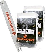 Pi/èce neuve Chaine Kerwood pour HOMELITE 300 0,325 1,5 mm 65 maillons