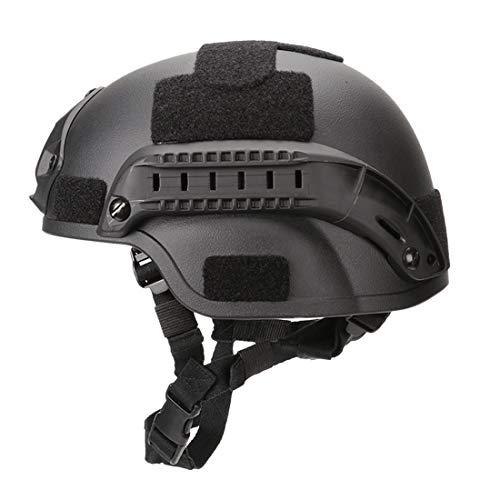 Spieland Wolf MICH2000 Ausrüstung Helm für Airsoft, Paintball