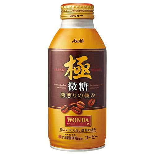 ワンダ 極 微糖 370g×24本 缶