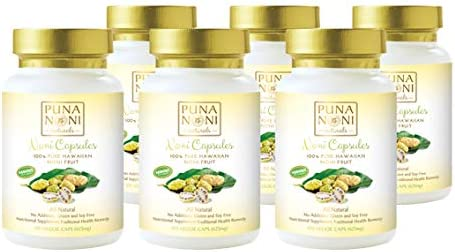 It is very popular Puna Noni Naturals Philadelphia Mall -100% Pure Hawaiian Powder Capsule Fruit