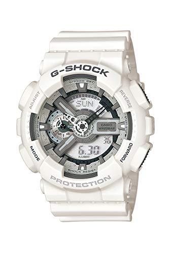 [カシオ] 腕時計 ジーショック GA-110C-7AJF ホワイト