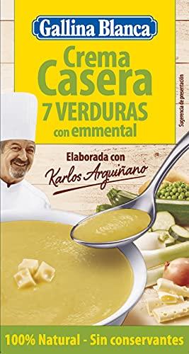 GALLINA BLANCA crema casera de verduras 500 ml