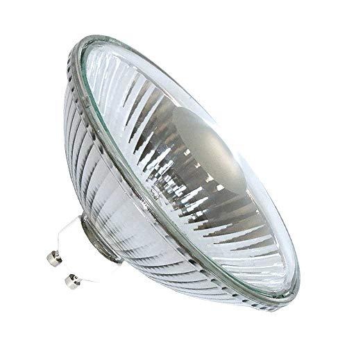 Halogen Reflektor ES111 50W GU10 230V warmweiß dimmbar Flood 24° (1er)