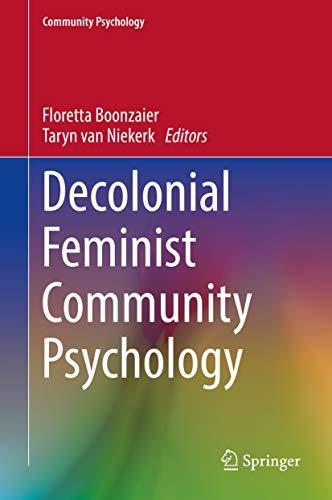 Decolonial Feminist Community Psychology