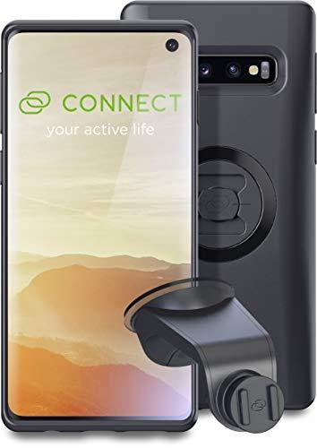 SP Connect SP Galaxy S10 Car Bundle Handytasche, Schwarz
