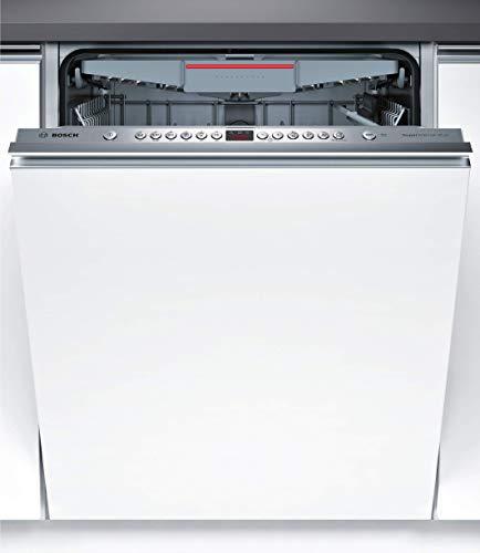 Lave vaisselle encastrable Bosch SMV46MX04E - Lave vaisselle tout integrable 60 cm - Classe A++ / 41 decibels - 14 couverts - Tiroir a couvert