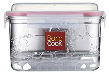 Barocook Rectangular Flameless Cookware System 28-Ounce