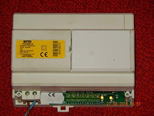 RITTO TwinBus 4570/00 Netzgerät für 4 Teilnehmer, geprüft, funktionsfähig
