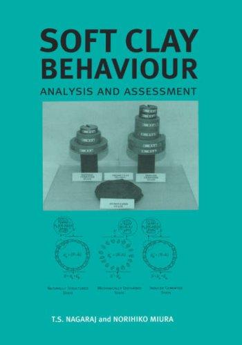 Soft Clay Behaviour Analysis & Assessmen