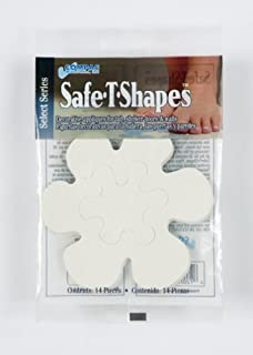 Compac Select Safe-T-Shapes Bathtub Decals, Daisy