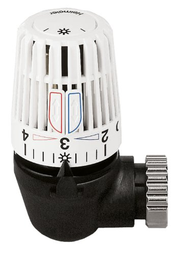 Heimeier Thermostatkopf WK 7300-00.500 Winkelform M30x15 Festfühler Heizkörper Thermostat