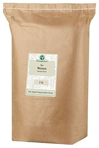 Chiemgaukorn Bio Weizen Ganzes Korn 5 kg