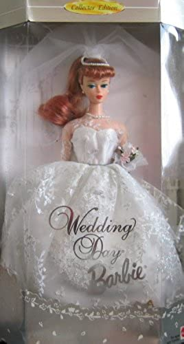 Barbie Collector   17120 mariage Day