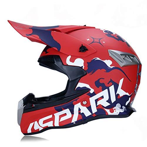 Casco de motocicleta Flip Adult Bike Bicicleta Motocross Off Road Casco Atv Dirt Bike Downhill MTB DH Racing Casco Cross Helmet Capacetes