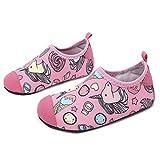 JOINFREE Niños Niñas Nadar Zapatos para el Agua Deportes acuáticos Calcetines Zapatillas Zapatos para la Piscina...