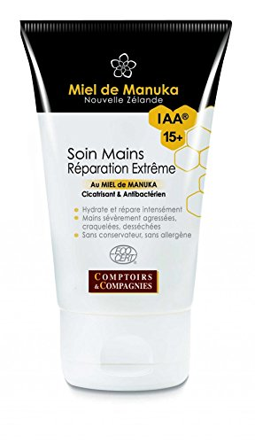 Extreme Repairing Manuka Honey Hand Care IAA 15+ 50 ml by Comptoirs & Compagnies