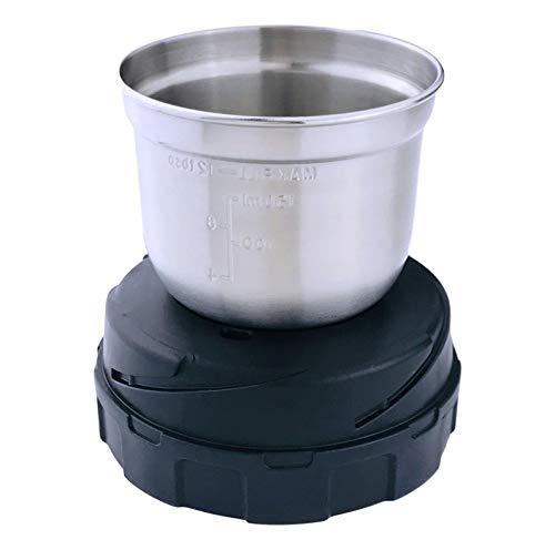 Ninja 12-Tablespoon Coffee & Spice Grinder for Auto-IQ Blenders (480KUB490 NO LID)