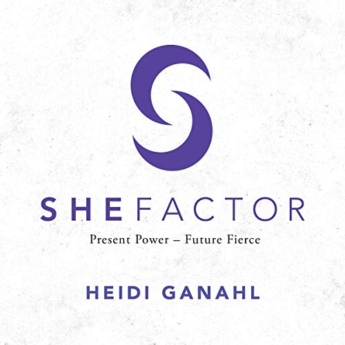 SheFactor: Present Power - Future Fierce audiobook cover art
