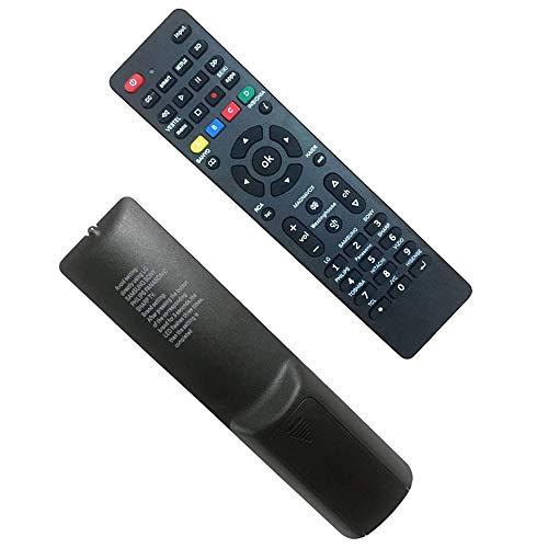 Telecomando Universale per Samsung Sanyo Sony Haier Hisense Vizio Sharp Toshiba Hitachi LG Smart TV - Facile Installazione