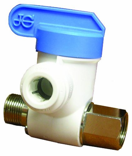 JG Speedfit ASVPP2LF 3/8-Inch by 3/8-Inch by 3/8-Inch Angle Stop Valve by John Guest Speedfit