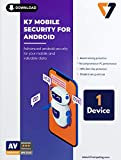 Advanced Android Antivirus: Safeguards your smartphone against Viruses, Malware, Spyware, Phishing and other online threats. Digital Freedom: Work, surf, bank and shop in complete confidence, K7 Mobile Security for Android provides Zero-day protectio...