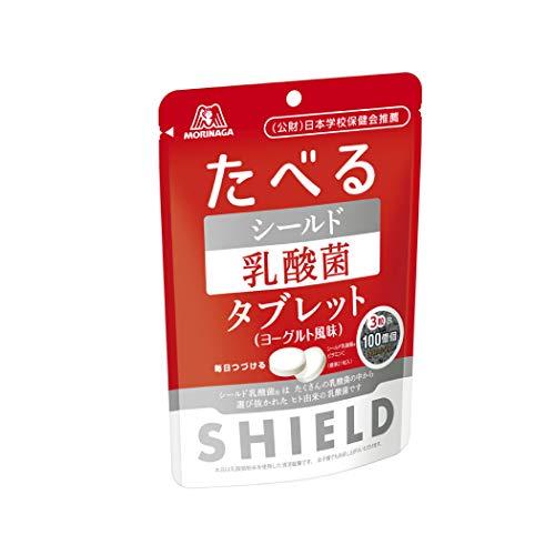 森永製菓�� シールド乳酸菌タブレット 33g×6袋