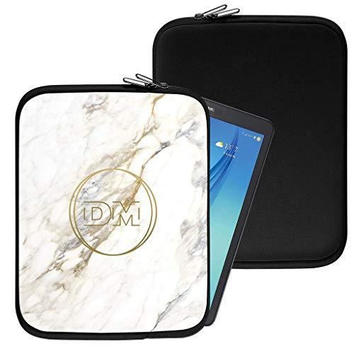 Personalisiert Marmor Neopren Tablethülle Case Tasche (80) für Huawei Honor T1 7.0 (7