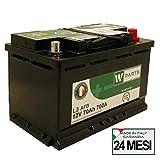 Batteria Auto 70 Ah AFB - 700A   Start & Stop   278 x 175 x 190   70Ah   VR760