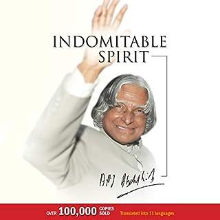 Indomitable Spirit audiobook cover art