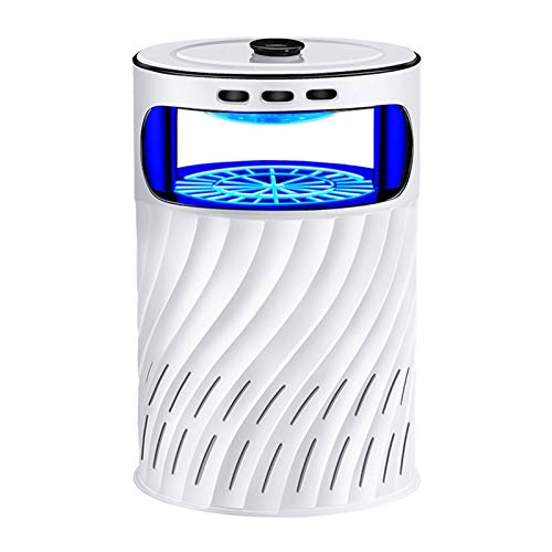 ZHAOW Lámpara antimosquitos USB Hotokatalysator antimosquitos residencial, sin radiación, repelente de mosquitos, trampa para mosquitos, protección contra insectos, mosquitos, lámpara (color: H13)