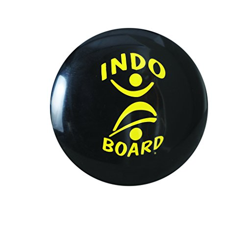 INDO BOARD IndoFLO Balance Cushion  14quot Diameter  Inflatable and Fully Adjustable Without a Pump  Use for Balance Board Standing Desk or Physical Therapy