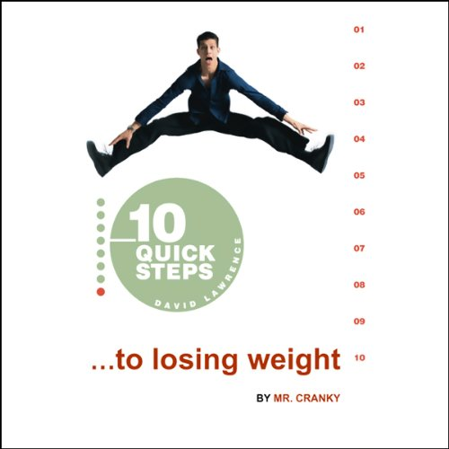 10 Quick Steps to Weight Loss audiobook cover art