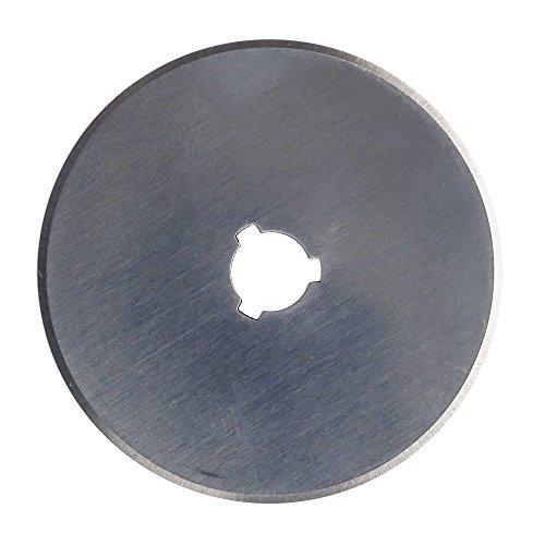 SBS Remplacement pour Cutter circulaire Couteau rotatif Lame ronde Rotary Coupeur Coupe a molettes 15 Stück Taille sélectionnable - 15 Stück ø 60mm