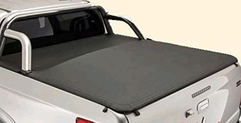 Mitsubishi L200 Series 5 Dual Cab Clip On Soft Tonneau To Suit Factory Sports Bar