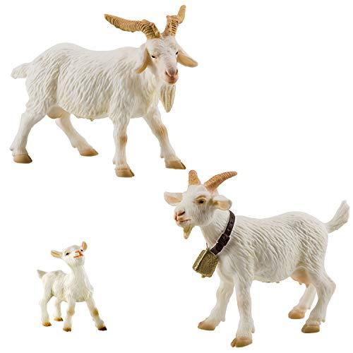 Bullyland - Ziegenfamilie