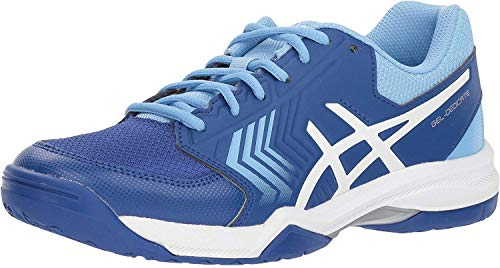 Best asics blue volleyball shoes